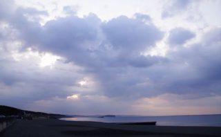 茅ヶ崎の海 2017/03/24