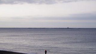 湘南 茅ヶ崎の海 2017/03/25