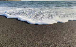 2021年2月11日 茅ヶ崎の海