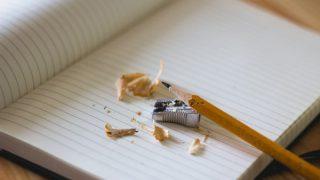 書くことが苦手な人は悩まずに、文は一行目から書かなくていい