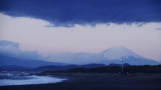 茅ヶ崎の海 2020.02.17