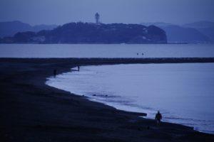 茅ヶ崎の海 2020.03.04